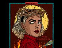 Sabrina, Herald of Hell