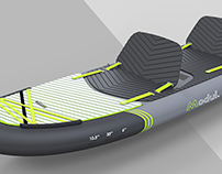 Modul. - SUP/kayak - hybrid concept