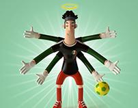 Santa Selección Mexicana