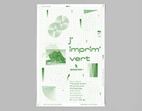 J'imprim' vert