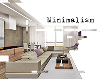 Minimalism- Interior project