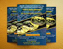 Daily Bread offer flyer