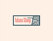 Adam Shop - Branding