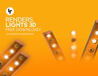 FREE LIGHTS 3D