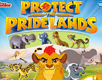 Disney - Protect the Pride Lands