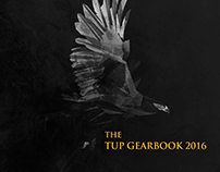 TUP Gearbook 2016 Cover