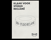 KLAAR VOOR STÜDIO RECLÅMË - a portfolio