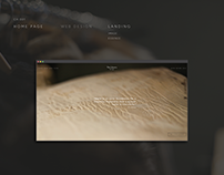 Website & E-commerce for a Luxury Fashion Retailer