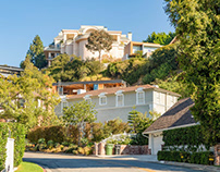 Hollywood Hills - Leasing a Residence