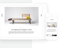 Ädda — Design & Lifestyle WordPress Theme