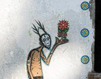 Lisbon - MURO LX Padre Cruz Artist : Tinta Crua