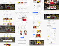 Google AMP Handyman Page Template