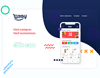 Easy Ofertas - Landing Page