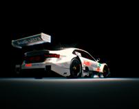 Audi A5 TDM - 3D Render