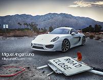 3D Porsche Cayman