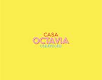 casa octavia / website