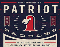 Patriot Paddles