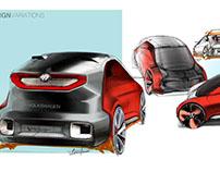 Volkswagen Citycar - Chebin lee