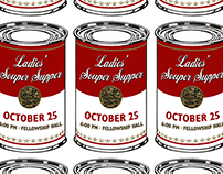 Souper Supper Event Branding