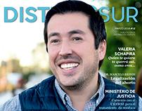 Revista Distrito Sur - Número 12, Marzo 2018