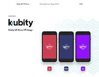Kubity Companion Apps