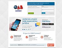Rede Social Restrita OAB Bahia - Connect (2013)