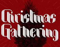 Christmas Typeface