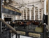 Commercial | JROO Burger House Yalta