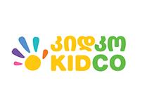"Logo Design & Branding ""KIDCO"" Pediatric Clinic"