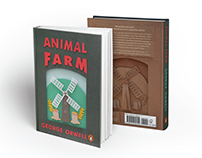 Animal Farm - Penguin Book Cover Competition