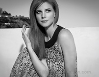 Sarah Rafferty - american actress (SUITS)