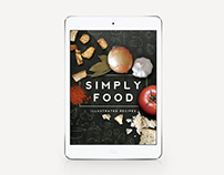 Simply Food: Chalk-Illustrated Recipes