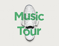 Spotify - Music Tour