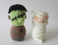 Frankenstein and Mummy