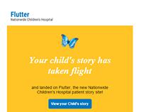Flutter Newsletter Template