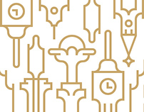 E-commerce ( Icon set )