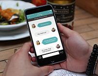 Direct Message UI - Dreem Dating App