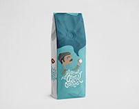 Greek Coffee Packaging