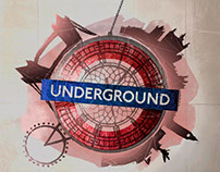 Be Always on time with our Underground