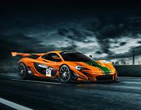 McLaren - Raise Your Limits