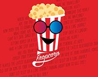 Fropcorn - Brand Identity