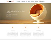 WS Sofa WooCommerce WordPress Theme