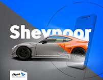 ::: SHEYPOOR ::: Advertising Sheypoor Cars