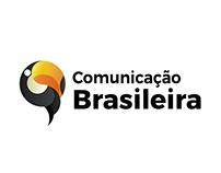 Redesign Logo- Agência Comunicação Brasileira