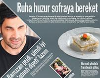 Newspaper Page Design by Müslüm Gökalp