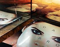 Mirror distortion