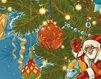Christmas card opta data Group 2017