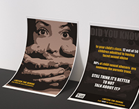 Social Impact Campaign - Child Sexual Abuse