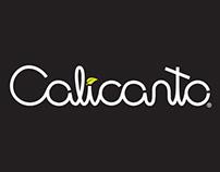 Logotipo y Etiquetas para Calicanto, de Conlac