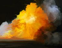Armoury Explosion